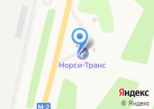 Компания «АЗС Норси-Транс» на карте