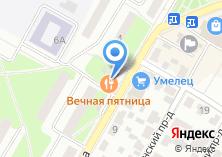 Компания «Эвакуатор-Подольска» на карте
