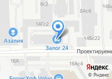 Компания «Олимп СКС» на карте