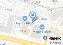 Компания «Musa Motors» на карте