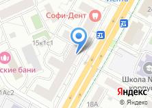 Компания «Мультимедиа Сервис» на карте
