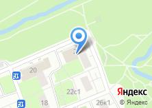Компания «Тех-Снабжение» на карте