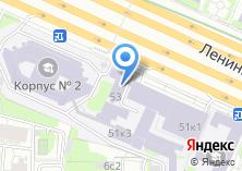 Компания «Международная Московская финансово-банковская школа» на карте