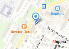 Компания «Умелец» на карте