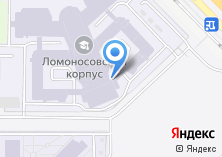 Компания «Иннопрактика» на карте