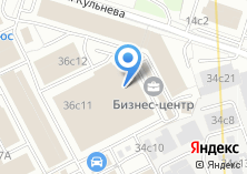 Компания «MEDESK» на карте