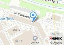 Компания «РОСЭНЕРГОСБЕРЕЖЕНИЕ» на карте