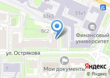 Компания «Совет ветеранов войны и труда Хорошёвского района» на карте
