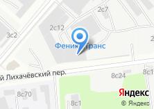 Компания «КСК-Сервис» на карте