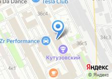 Компания «Техномарт.ру» на карте