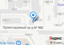 Компания «Фабермед» на карте