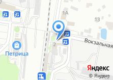 Компания «ОпТТорг» на карте