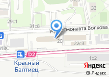 Компания «ВИСПРО» на карте