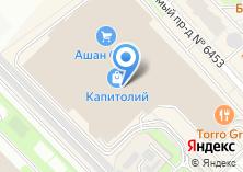 Компания «Mozd Tehnology» на карте