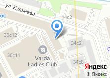 Компания «ПРОМЭКС» на карте