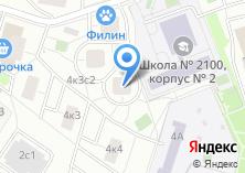 Компания «Шаги» на карте
