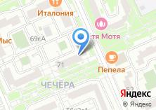 Компания «Чародейка-2» на карте