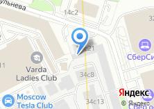Компания «Росспиртпром» на карте