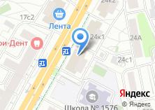 Компания «Ля Фамиль» на карте