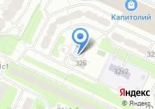 Компания «Bleskin» на карте