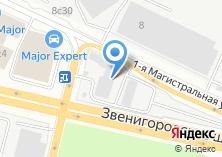 Компания «Софткол» на карте