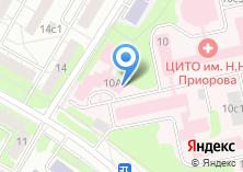 Компания «Инстант» на карте