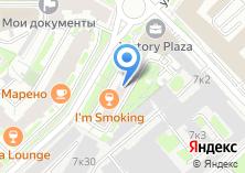 Компания «Свег» на карте