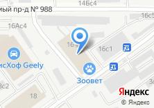 Компания «АБ-Инжиниринг» на карте