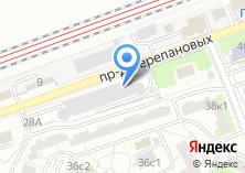 Компания «Михалково-77» на карте