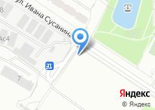 Компания «Vikakuhni» на карте