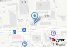 Компания «Моспищестрой» на карте