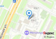 Компания «Ronam Internet» на карте
