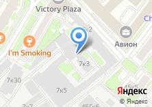 Компания «Известия РАН. Теория и системы управления» на карте