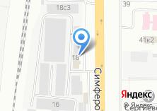 Компания «СадТехСервис» на карте