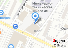 Компания «Магазин детских товаров» на карте