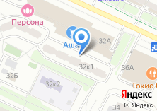 Компания «Билена» на карте