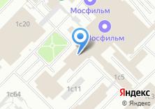 Компания «Субтитры на Мосфильмовской» на карте