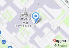 Компания «Мой Банк» на карте