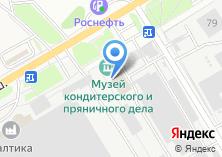 Компания «Ясная Поляна» на карте
