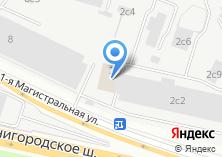 Компания «Паритет-Дэльта» на карте