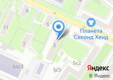 Компания «Советское искусство» на карте