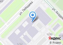Компания «Star Travel» на карте