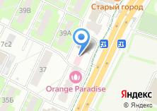 Компания «Узбечка» на карте