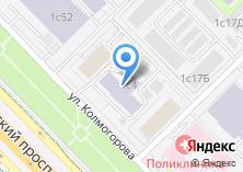 Компания «Поиск ТР» на карте