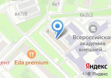 Компания «РСМ Топ-Аудит» на карте