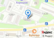 Компания «ХайМедиа Лабс» на карте