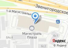 Компания «Астар Клиник» на карте