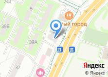 Компания «Нотариус Коломиец Н.П» на карте