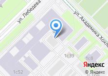 Компания «IT-ПАЛИТРА» на карте