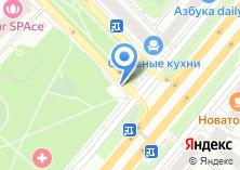Компания «Магазин цветов на ул. Крупской» на карте